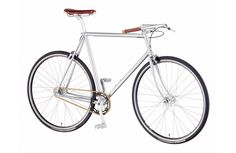The Edelrose Fixie Sturmey Archer from Rose (www.rose.de)