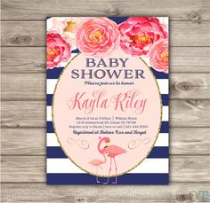 Hey, I found this really awesome Etsy listing at https://www.etsy.com/listing/264102956/flamingo-baby-showerinvitation-template