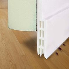Bro Adhesive Under Door Sweep Weather Stripping Soundproof Rubber Bottom Seal Strip Draft Stopper Draught Excluder & Buy Under Door Draught Excluder Self from £6.09 - Compare Prices ...