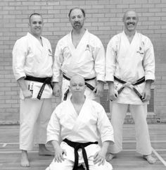 7th Dan Shotokan Karate Black Belt and Actor