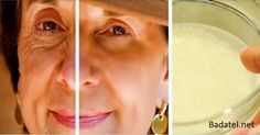 Homemade cream recipe to rejuvenate facial skin and get rid of wrinkles! Skin wrinkles typically appear as a result of the normal . Homemade Cream Recipe, Prévenir Les Rides, Creme Anti Rides, Wrinkle Remover, Prevent Wrinkles, Homemade Skin Care, Tips Belleza, Anti Aging Cream, Facial Masks