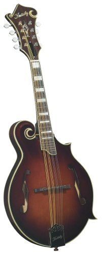 Kentucky Artist F-Model Mandolin Model KM-805 in Vintage Amberburst by Kentucky. $975.09. Kentucky Artist F-Model mandolins continue to be today's best value and fine examples of hand-made professional quality instruments that can be afforded by all.  Each Artist series F-model mandolin is hand carved and graduated from the finest mountain spruce and northern maple for the best tonal characteristics.  Options for any player's taste, yet still assuring that each man...
