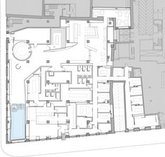 Gallery of Scandinave Les Bains Vieux / Saucier + Perrotte architectes - 17