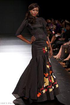 Designer: House of Farrah (Nigeria) #african_fashion #African #Fashion #Style #Ankara #kente