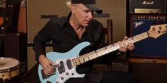 Billy Sheehan torna in Italia dal 3 novembre per una serie di masterclass