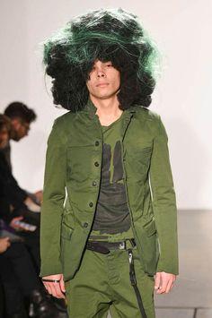 Rundholz Fall-Winter 2017 - Paris Fashion Week