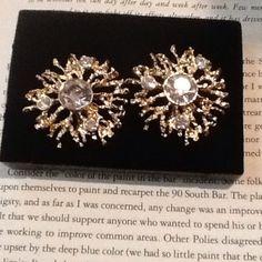 🎉1 Hour Sale🎉 NIB Regal Riches Clip Earrings NIB (Signed KJL) Kenneth Jay Lane exclusively for Avon Regal Riches Clip Earrings. Price is firm. Kenneth Jay Lane Jewelry Earrings