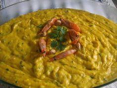 Imagem da receita Vatapá de camarão rápido