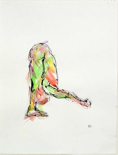Padottanasana, available on http://fineartamerica.com/featured/padottanasana-boryana-korcheva.html #yoga, #yoga art