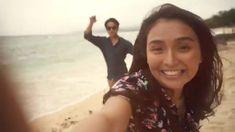 Boracay, for Bench - February 2019 © Filipina Actress, Daniel Padilla, Cant Help Falling In Love, Kathryn Bernardo, Anime Girl Cute, Blue Hearts, Dj, Actresses, Princess