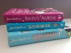 This summer read some great books from David Walliams with your tween. His books are funny, easy to follow and great reads! Great Books, My Books, Chapter Books, Book Review, Giveaways, Family Travel, David, Reading, Tween