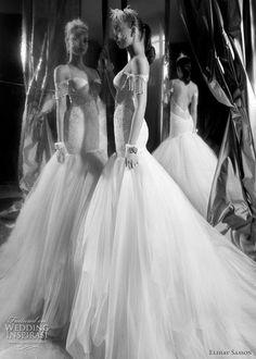 elihav sasson wedding dress 2012