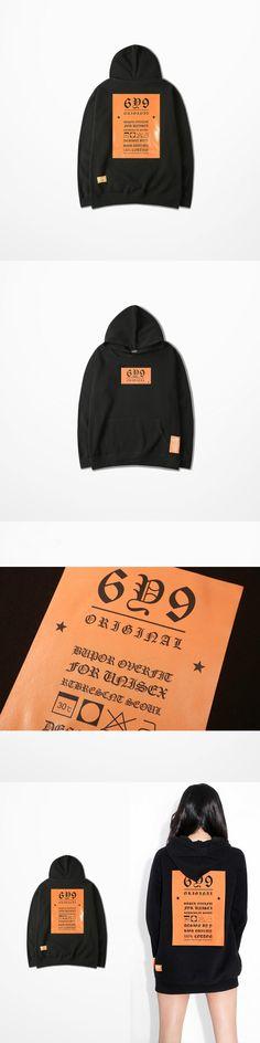 Hot Sale Korean Fashion Gothic Letter Print Mens Hoodies And Sweatshirts Hip Hop High Street Skateboard Sweatshirt Asia Size