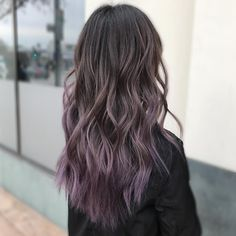"""1,301 Likes, 31 Comments - KY COLOR { ista } (@kycolor) on Instagram: """"Ashy to Violet tips @schwarzkopfusa @kenraprofessional"""""""