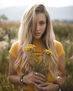 You belong among the wildflowers x @charlyjordan10