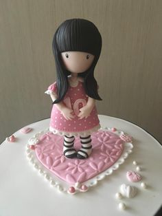 Gorjuss cake & cookies by sansil