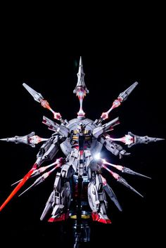Painted Build: DA MG 1/100 Providence Gundam - Gundam Kits Collection News and Reviews Providence Gundam, Gundam Seed, Facebook Features, Custom Paint Jobs, Mobile Suit, The 100, News, Building, Painting