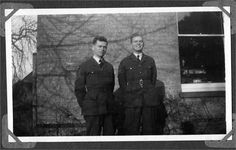 """From my blog """"you don't choose your family""""  Philip Melville Cardell (R) is my 3rd cousin 1x removed"""
