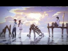 Nagi no Asukara PV ... I usually enjoy PA Works anime so this should be interesting ^_^