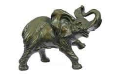 ...Handmade...European Bronze Sculpture Large Signed Art Deco African Elephant By Bugatti Hot Cast Sale(YDW-080)Statues Figurine Figurines Nude Office and Home Décor Collectibles Deal G >>> Insider's special review you can't miss. Read more  : Home Decor Sculptures