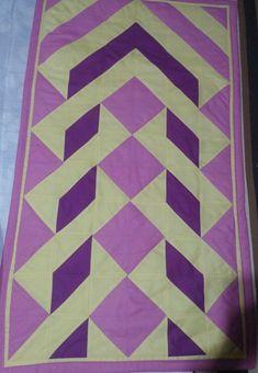 Patchwork Table Runner, Table Runner Pattern, Quilted Table Runners, Patch Quilt, Quilt Blocks, Patchwork Patterns, Quilt Patterns, Bargello Quilts, Quilted Potholders