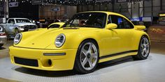 The 2017 RUF CTR Is A Brand-New Car With Classic Style and 700 Horsepower - RoadandTrack.com