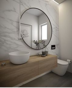 Minosa Design Powder Room The Wow Bathroom