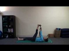 30-min yin and myofascial release for the lower body - YouTube