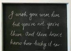 Couldn't have said it better.... There is very lucky.