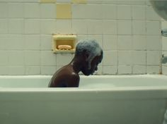 "What does it mean to be Black in America today? That question, too big for any one film to answer, serves as the driving inquiry in Barry Jenkins' ""Moonlight,"" a beautifully intimate character stud… The Hunt Film, Movies To Watch, Good Movies, Color In Film, Viviane Sassen, Aesthetic Movies, Aesthetic People, Movie Shots, Photography"
