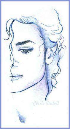 Michael Jackson Dibujo, Michael Jackson Tattoo, Michael Jackson Drawings, Michael Jackson Images, Michael Jackson Dangerous, Michael Jackson Painting, Michael Art, Michael Love, Pencil Drawings