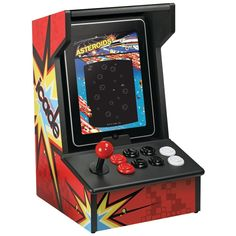 iCade Gaming Cabinet instantly turns your iPad into a mini arcade!   Holiday Gifts for Gamers - Parenting.com
