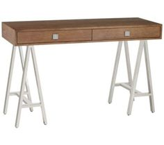 Embassy Driftwood Console Table   55DowningStreet.com
