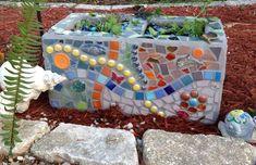 47 Brilliant Diy Cinder Block Garden Design Ideas #cinderblocks