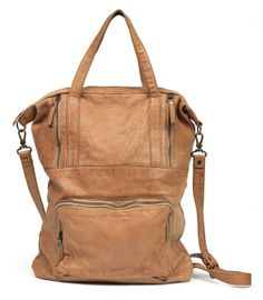 A girl can never have too many handbags! Coming to Mohair this Autumn from Becksondergaard. Leather Backpack, Leather Bag, My Style Bags, I Love Fashion, Womens Fashion, Brown Bags, Sugar And Spice, Ten, Purses And Bags