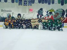 """On March 11th Bomber Brewing hosted the """"Beer League Bash (3rd Annual)"""". This event raises money for children in East Van to play hockey keeping them off the streets. One of my favourite beer events all year. Click on the link below to read about the event.   http://wp.me/p2vssO-e4T"""