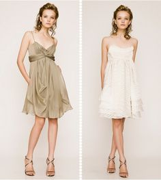 These would be cute to wear to a summer wedding.