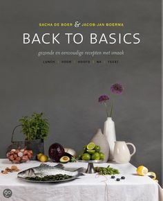 bol.com   Back to basics, Sacha de Boer & Jacob-Jan Boerma   9789000343195   Boeken...