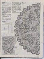 "Gallery.ru / Mongia - Альбом ""Filet Crochet for Cross Stitch 2"""