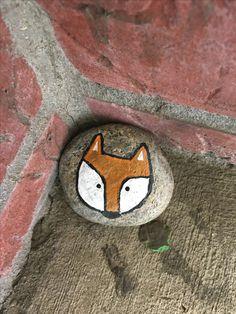 Painted Rock Fox