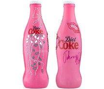 Różowa diet coke...