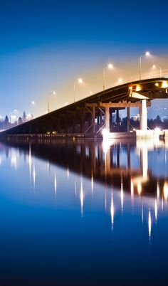 William R. Bennett Bridge, Kelowna, British Columbia