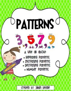 patterns on pinterest math math centers and life cycles. Black Bedroom Furniture Sets. Home Design Ideas