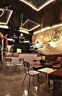 Tozd - great little bar in the center of Ljubljana.