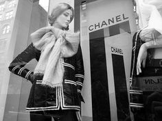 Chanel Scarves, Bows and Heels...Oh My