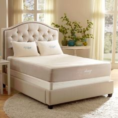 Diamond Gel Memory Foam Mattress - don't just buy a trend or believe the hype - buy a cool, comfortable night's sleep - for the lifetime of your mattress - a Diamond Gel Mattress delivers you to your dreams with superior comfort and the ability to capture heat and release it away from your body. Fall into bed...and DREAM well.
