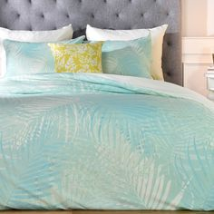 Found it at Wayfair Supply - Aimee St Hill Palm Duvet Cover