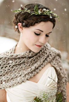 Sharing because this is such a beautiful look and it certainly can get cold in the Dandenongs.