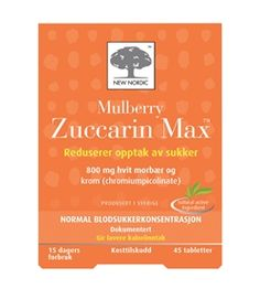 Mulberry Zuccarin Max - NEW NORDIC New Nordic, Detox