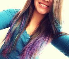 ❤️Love this girls hair<3